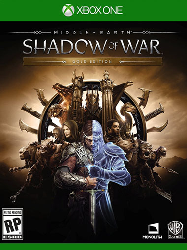 Middle-earth: Shadow of War GOLD Edition - Xbox One (Digital Code) cd key