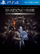 Buy Middle-earth: Shadow of War Silver Edition - PS4 (Digital Code) Game Download