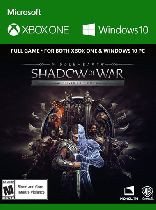 Buy Middle-earth: Shadow of War Silver Edition - Xbox One (Digital Code) Game Download