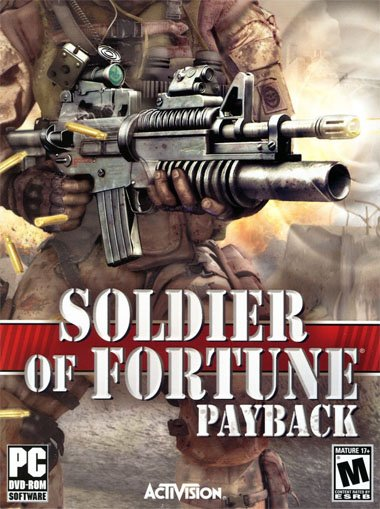 Soldier of Fortune: Payback cd key
