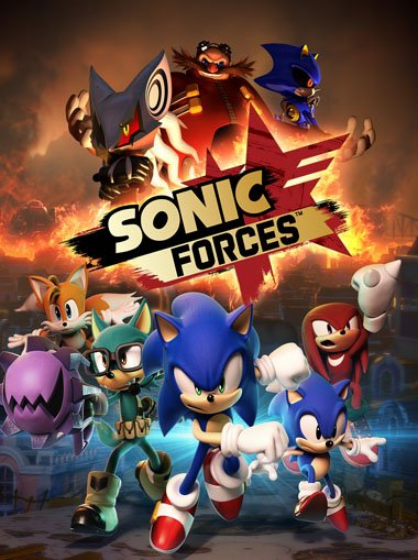 Sonic Forces - Nintendo Switch cd key
