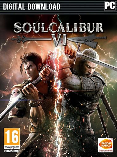 Soulcalibur VI cd key