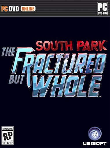 South Park: The Fractured but Whole [EU/RoW] cd key