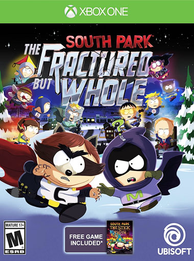 South Park: The Fractured but Whole - Xbox One (Digital Code) cd key