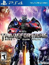 Buy TRANSFORMERS: Rise of the Dark Spark - PS4 (Digital Code) Game Download