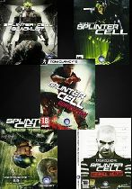 Buy Tom Clancys Splinter Cell Stealth Bundle Game Download