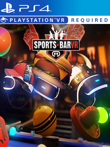 Sports Bar VR - PlayStation VR PSVR (Digital Code) cd key