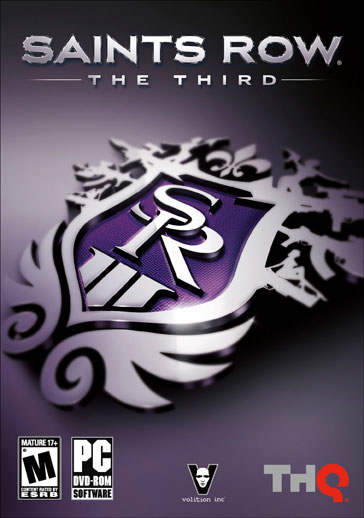 Saints Row The Third 3 The Full Package cd key