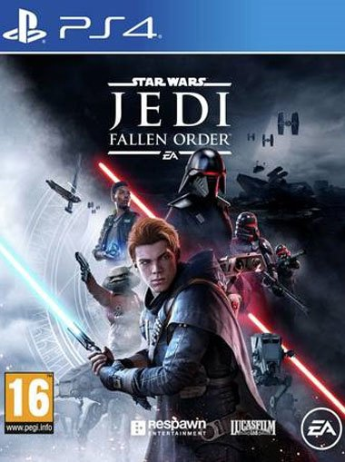 STAR WARS Jedi Fallen Order - PS4 (Digital Code) cd key