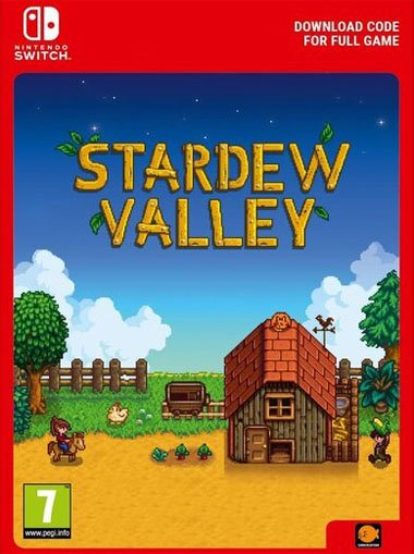 Stardew Valley - Nintendo Switch  cd key