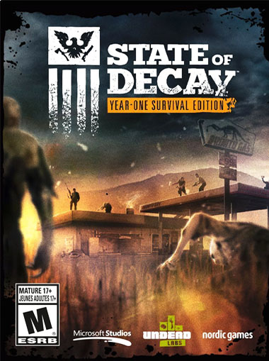 State of Decay: Year One Survival Edition cd key