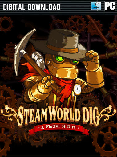 SteamWorld Dig cd key