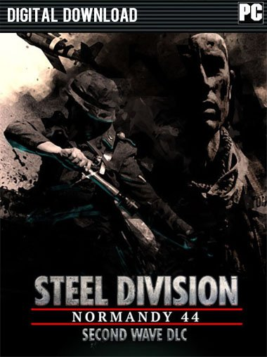 Steel Division: Normandy 44 - Second Wave cd key