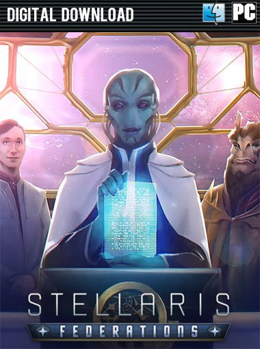 Stellaris: Federations (DLC) cd key