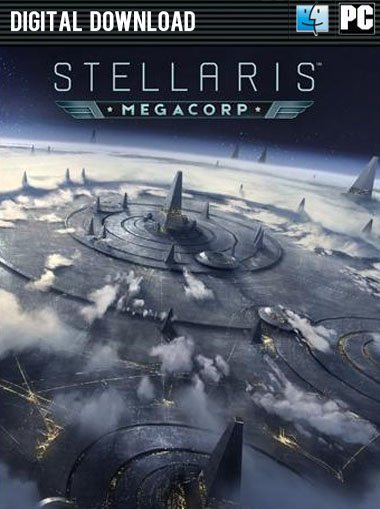Stellaris: MegaCorp (DLC) cd key