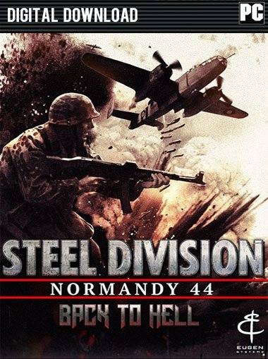Steel Division: Normandy 44 - Back to Hell cd key