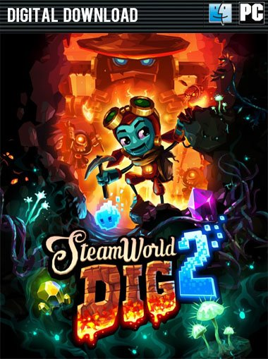 SteamWorld Dig 2 cd key