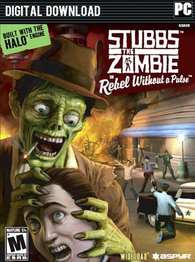 Stubbs the Zombie in Rebel Without a Pulse cd key