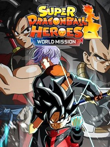 Super Dragon Ball Heroes World Mission cd key