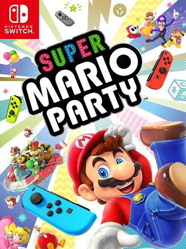 Super Mario Party - Nintendo Switch cd key