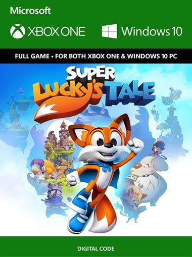 Super Lucky's Tale - Xbox One (Digital Code) cd key