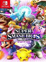 Buy Super Smash Bros. Ultimate - Nintendo Switch Game Download