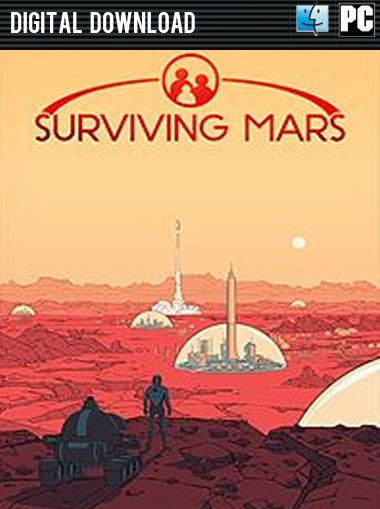 Surviving Mars cd key