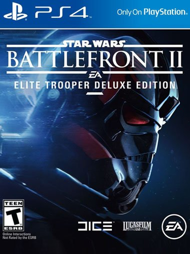 STAR WARS Battlefront II Elite Trooper Deluxe Edition - PS4 (Digital Code) cd key
