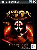 Buy STAR WARS Knights of the Old Republic II - The Sith Lords Game Download