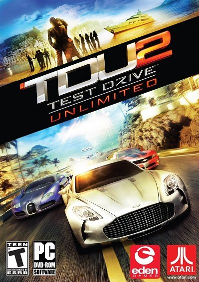Test Drive Unlimited 2 cd key