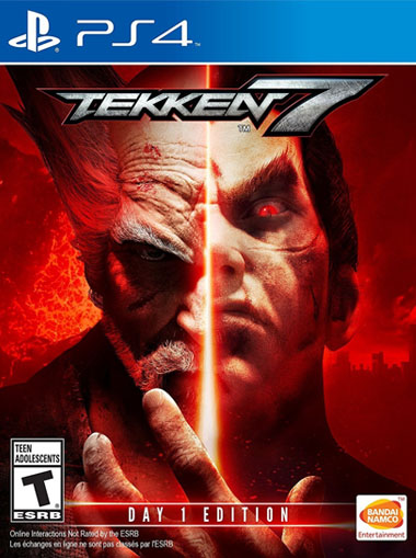 Tekken 7 - PS4 (Digital Code) cd key