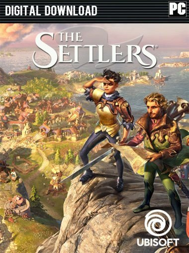 The Settlers [EU/RoW] cd key