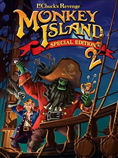 Monkey Island 2 Special Edition: LeChuck's Revenge cd key