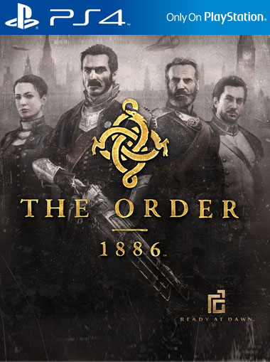The Order 1886 US PS4