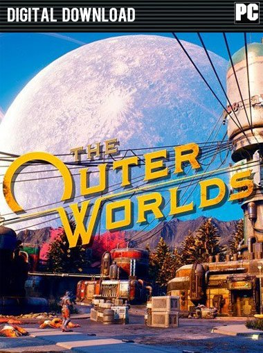 The Outer Worlds [EU/RoW] cd key