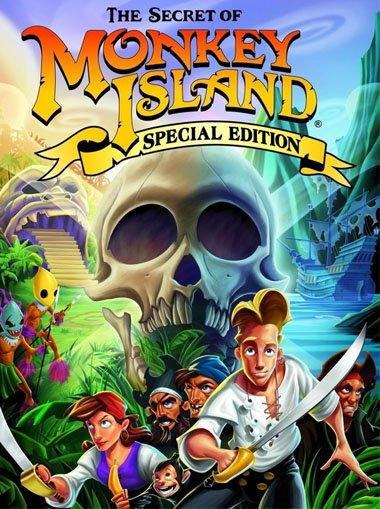 The Secret of Monkey Island: Special Edition cd key