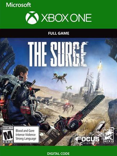 The Surge - Xbox One (Digital Code) cd key