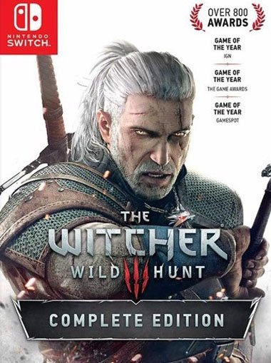 The Witcher 3: Wild Hunt Complete Edition - Nintendo Switch cd key