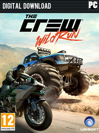 The Crew Wild Run Expansion (DLC Only) cd key