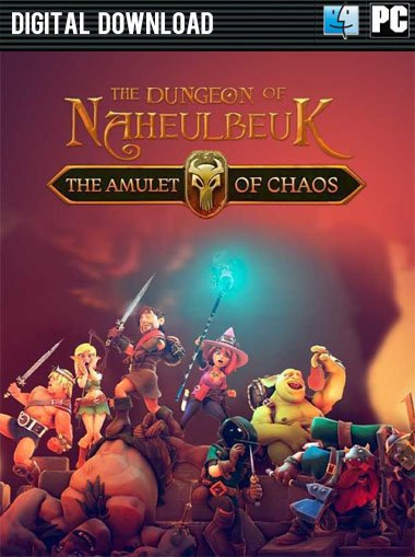 The Dungeon Of Naheulbeuk: The Amulet Of Chaos Deluxe Edition cd key