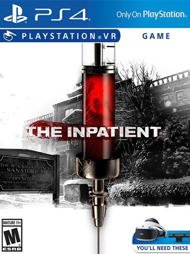 The Inpatient - Playstation VR PSVR (Digital Code) cd key