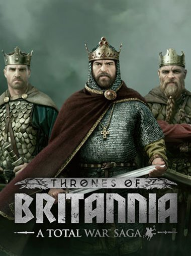 Total War Saga: Thrones of Britannia [EU] cd key