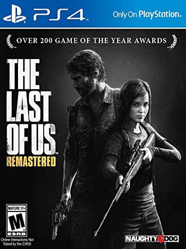 The Last Of Us Remastered - PS4 (Digital Code) cd key