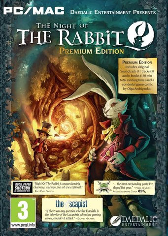 Kaufen The Night Of The Rabbit Pc Spiel Download