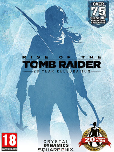 Tomb Raider: Rise of the Tomb Raider 20 Year Celebration cd key