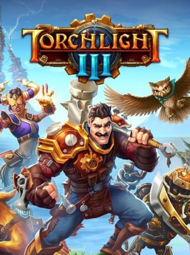 Torchlight III [EU] cd key