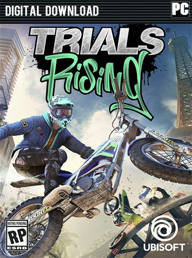 Trials Rising [EU/RoW] cd key