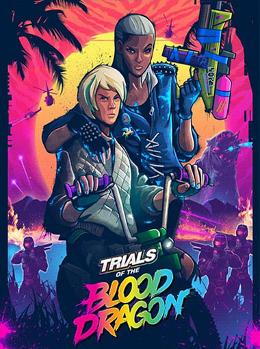 Trials of the Blood Dragon cd key