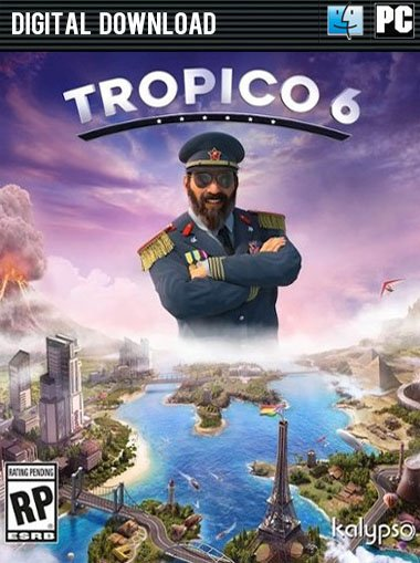 Tropico 6 cd key