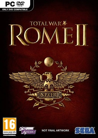 Total War ROME II cd key